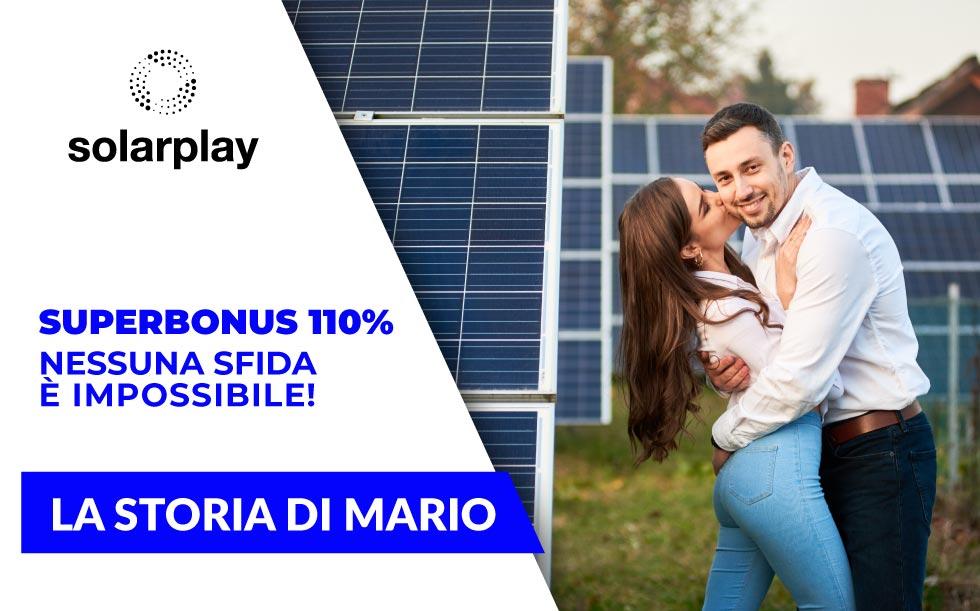 Superbonus 110%: nessuna sfida è impossibile! La storia di Mario